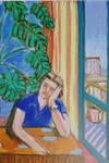 31matissewoman_by_the_window1935