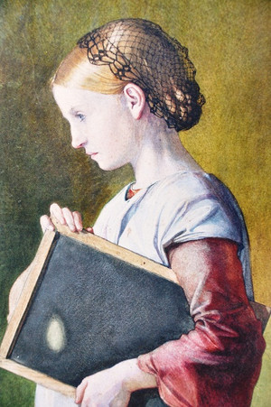 13charles_west_cope181190girl_with_