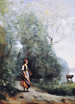 09corotgirl_in_a_forest186579