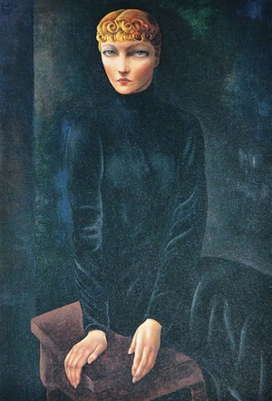 19portrait_of_marcelle_chantal1935