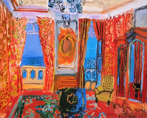 38raoul_dufy_interior_of_hotel_room