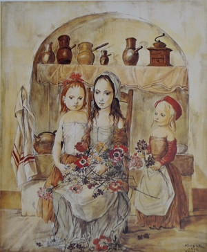 15leonard_foujita18861968girls_hold
