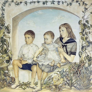 18children_in_the_garden1958