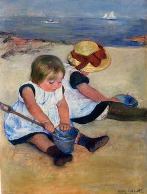 26children_playing_on_the_beach1884